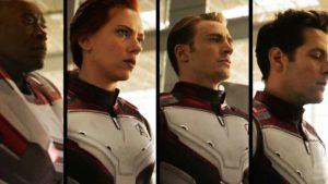 Los Vengadores Endgame: Se revela al fin el nombre oficial de los trajes de los Vengadores