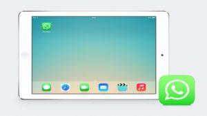 Llega una versión de prueba de WhatsApp para iPad