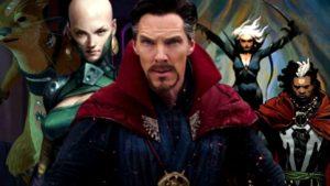Se filtran nuevos detalles y personajes para Doctor Strange 2