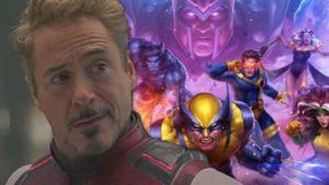 Nueva teoría asegura que Tony Stark creó a los X-Men durante Vengadores: Endgame
