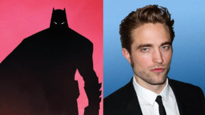 Robert Pattinson será el nuevo Batman