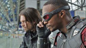 Dos personajes veteranos del UCM se apuntan a la serie El Halcón y el Soldado de Invierno