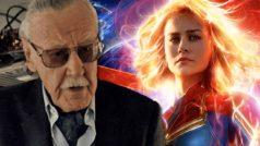 Ya puedes volver a ver el gran homenaje inicial hacia Stan Lee de Capitana Marvel