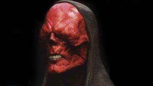 Cráneo Rojo originalmente iba a dar mucho, mucho miedo en Infinity War / Endgame