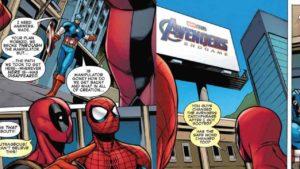Los Vengadores de los cómics acaban de descubrir la existencia de Vengadores: Endgame