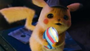 10 easter eggs que no habías visto en Detective Pikachu