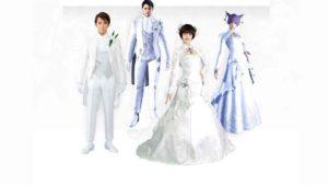 Ahora puedes montar tu propia boda de Final Fantasy XIV en el mundo real