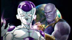Vengadores + Dragon Ball Z: este fanart fusiona Thanos y Freezer de forma perfecta