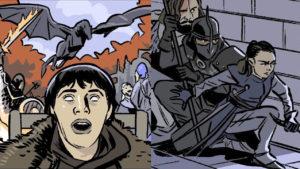 Game of Thrones: Este fan dibuja momentos que no sucedieron y que nos hubiese encantado ver