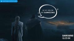 Samsung QLED 8K: Disfruta tus programas y series con la calidad de una sala de cine