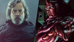 ¿Interpretará Mark Hamill a este personaje en Guardianes de la Galaxia Vol. 3?