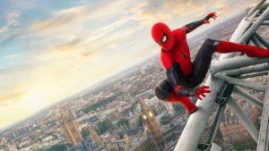 A nadie le gusta el nuevo póster de Spider-Man: Lejos de Casa
