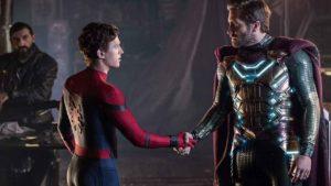 Un juguete destripa un gran secreto de Spider-Man: Lejos de Casa