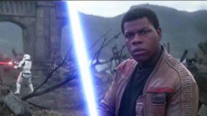 Star Wars: John Boyega está encantado con la trayectoría de su personaje, Finn