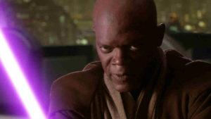 Samuel L. Jackson quiere volver a ser Mace Windu en Star Wars