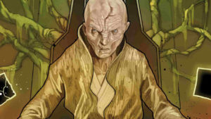 Star Wars revelará al fin cómo Snoke entrenó a Ben Solo hasta convertirlo en Kylo Ren