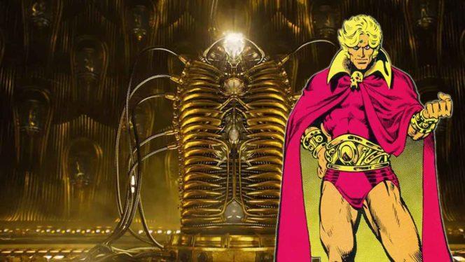 Filtración: Adam Warlock debutará en Guardianes de la Galaxia Vol. 3