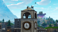 Visita relojes diferentes: Desafío de la Semana 8 de Fortnite Battle Royale