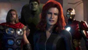 Marvel colabora muy estrechamente con Crystal Dynamics en el desarrollo de su videojuego de los Vengadores