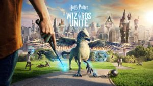 Llega Harry Potter Wizards Unite para copiar el éxito de Pokemon GO