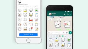 WhatsApp estrena nuevos stickers oficiales: consíguelos sin descargar nada