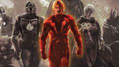 Así se vería Keanu Reeves como Adam Warlock en Guardianes de la Galaxia Vol. 3