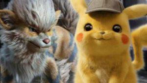 Arcanine iba a tener un papel importantísimo en la versión original de Detective Pikachu