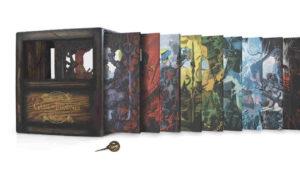 Se anuncia la cuidadísima Colección Completa de Juego de Tronos