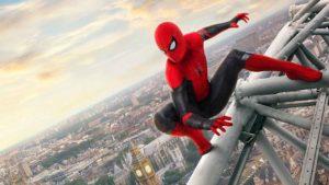 Una escena trepidante del tráiler de Spider-Man Lejos de Casa ha sido eliminada, la veremos en el Blu-ray