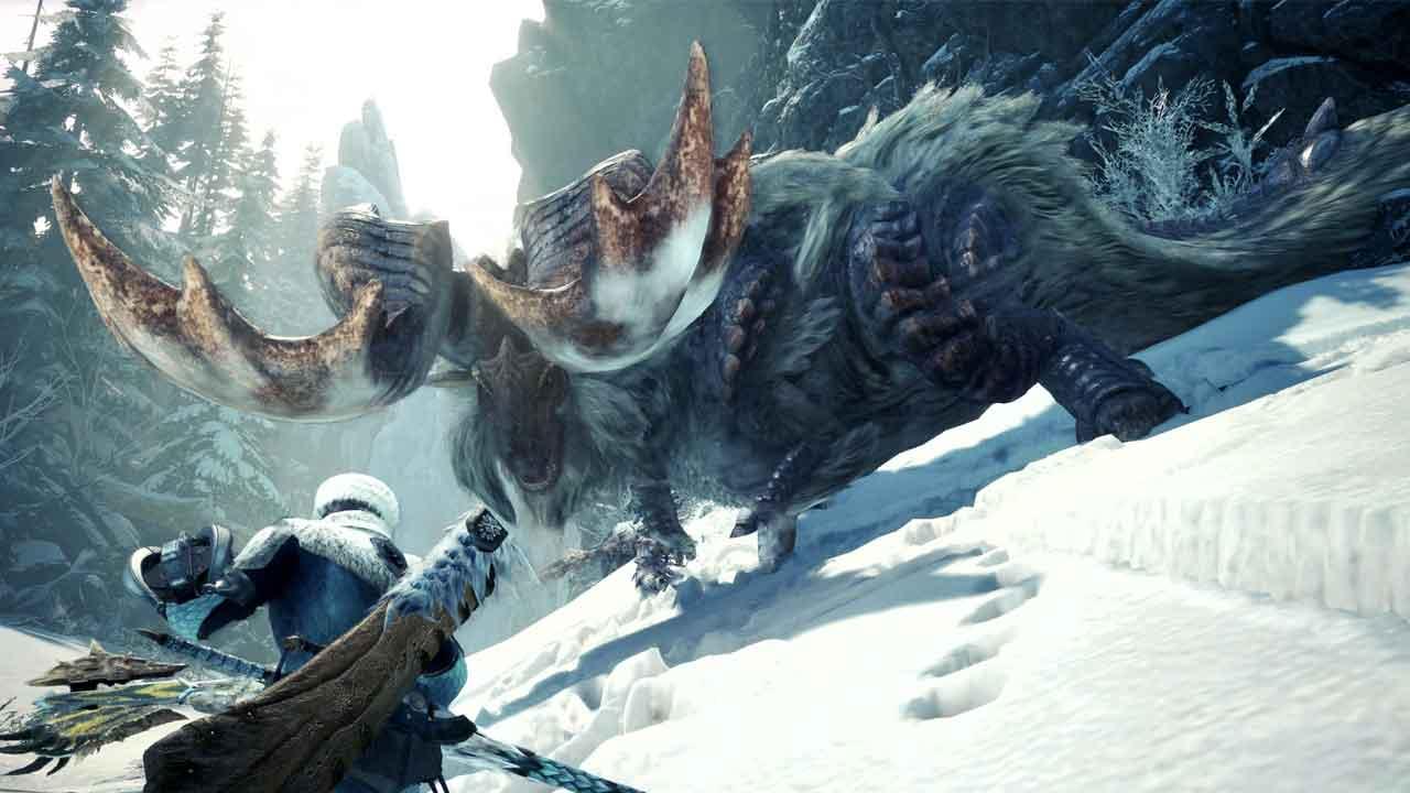 Capcom anuncia las fechas de las betas para Monster Hunter: World Iceborne en PS4