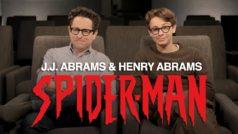 El director J.J. Abrams y su hijo anuncian (y escriben) un nuevo cómic de Spider-Man con un villano misterioso