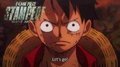 Todo el mundo aparece en el segundo tráiler de One Piece: Stampede