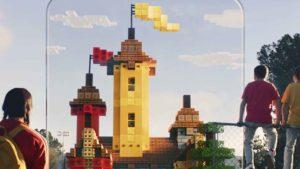 Qué es Minecraft Earth y cómo ser de los primeros en jugarlo