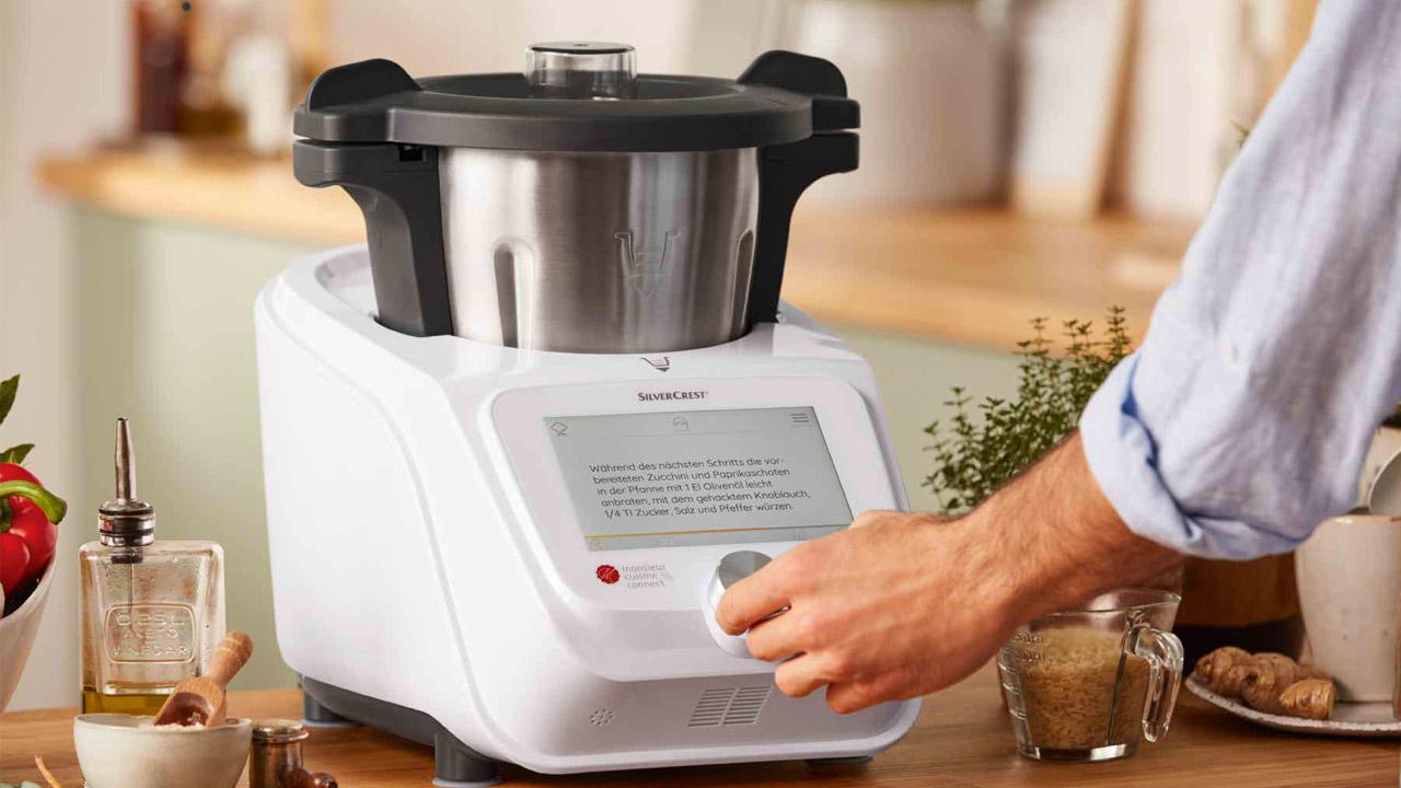 Hallan un micrófono oculto en el robot de cocina del Lidl