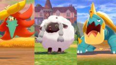 Nintendo presenta 5 Pokémon nuevos de Espada y Escudo para Switch
