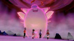 Pokémon Espada y Escudo tendrá raids cooperativas para hasta 4 jugadores