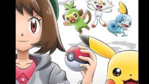 Este fan-póster nos hace desear un anime de Pokémon Espada y Escudo