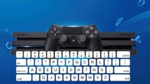 Cómo configurar un ratón y un teclado en PS4