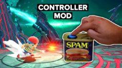 He aquí el mando definitivo para jugar a Super Smash Bros.