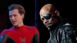 Samuel L. Jackson (Nick Furia) confiesa haber improvisado este gran momento de Spider-Man: Lejos de Casa