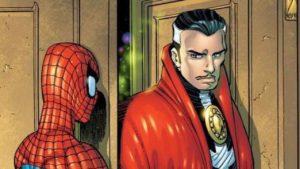 Tom Holland quiere que su Spider-Man y el Doctor Strange de Cumberbatch formen equipo en su propia película