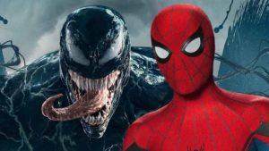 El jefe de Marvel cree que es cuestión de tiempo que haya una peli de Spider-Man / Venom