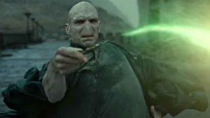 El rostro original que iba a tener Voldemort en Harry Potter iba a ser tremendamente aterrador