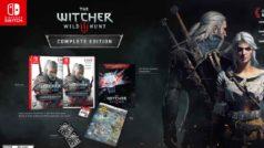 Nuevas imágenes de The Witcher 3 para Nintendo Switch