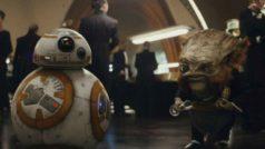 Hamill revela una curiosidad sobre su cameo en Star Wars 8: Los últimos Jedi