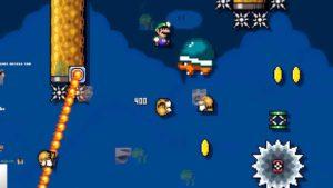 Panga, el legendario jugador de Mario, crea sus primeros níveles imposibles en Mario Maker 2