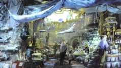 Galaxy's Edge, la zona temática de Star Wars de DisneyWorld, tiene su propio mercado negro ilegal y todo