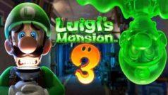 Amazon México parece haber filtrado la fecha de lanzamiento de Luigi's Mansion 3