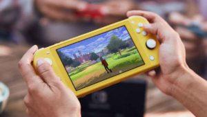 Nintendo presenta Nintendo Switch Lite, una versión 100% portátil, más ligera y compacta