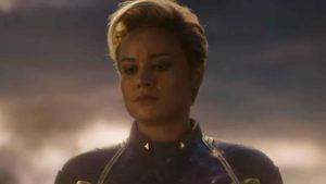 Vengadores Endgame: Marvel lanza la escena épica en la que la Capitana Marvel irrumpe en la batalla final